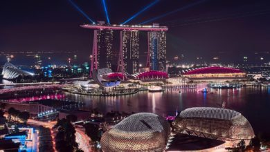 Singapore Launches Their First National Blockchain Innovation